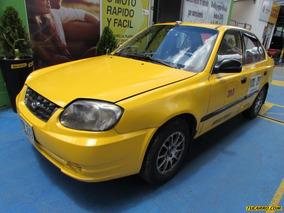 Taxis Hyundai Accent Gl