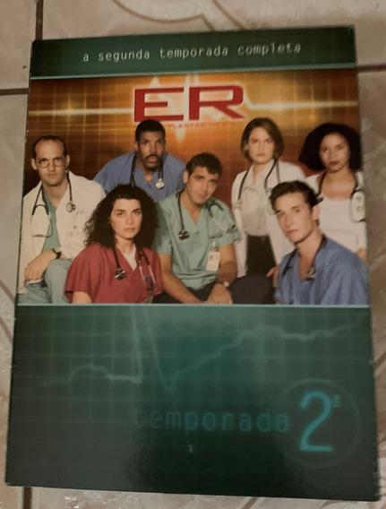 Dvd Er Plantão Médico 2 Temporada Completa