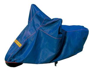Funda Cubre Moto Impermeable Afelpado High Protect M/l - Sti