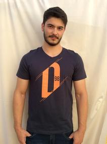 99261ac9c Camiseta Básica Dzarm - Calçados, Roupas e Bolsas no Mercado Livre ...