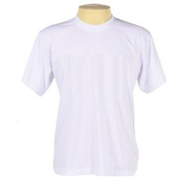 10 Camisetas Lisa Blusa Poliéster Sublimação Baratas Atacado