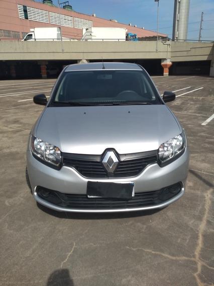 Renault Logan 1.0 12v Authentique Sce 4p 2019