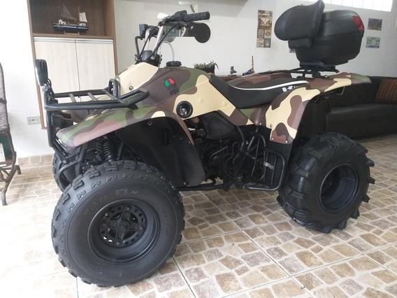 Quadriciclo Kawasaki Militar 300cc Completo Muito Novo