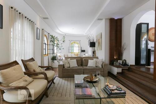 Casa À Venda - Alto De Pinheiros, 4 Quartos,  260 - S892998236
