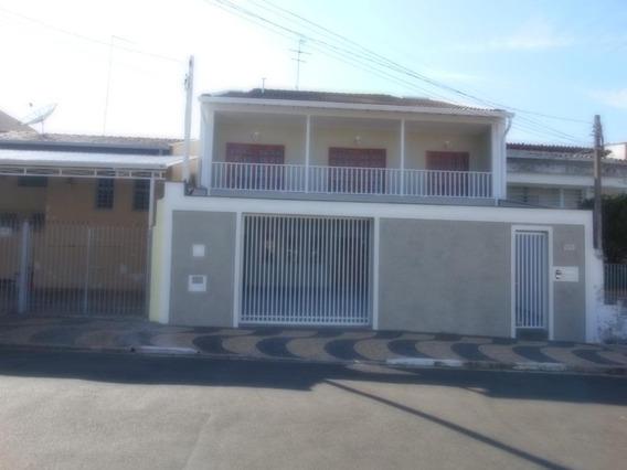 Casa Residencial À Venda, Jardim Leonor, Campinas. - Ca2312