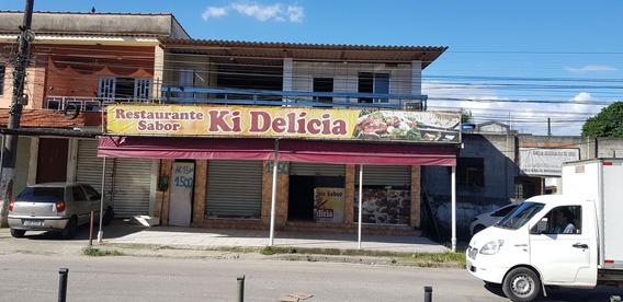 Ponto Em Chácaras Rio-petrópolis, Duque De Caxias/rj De 192m² 2 Quartos Para Locação R$ 1.000,00/mes - Pt475569