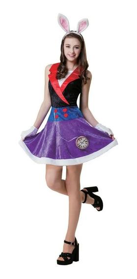 Disfraz Alicia En El País De Las Maravillas M. Totally Ghoul