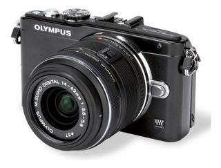 Camara Olympus Pen Lite E-pl5 Con Objetivo 14-42mm Stock!!