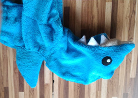 Macacão Baby Shark Frete Grátis