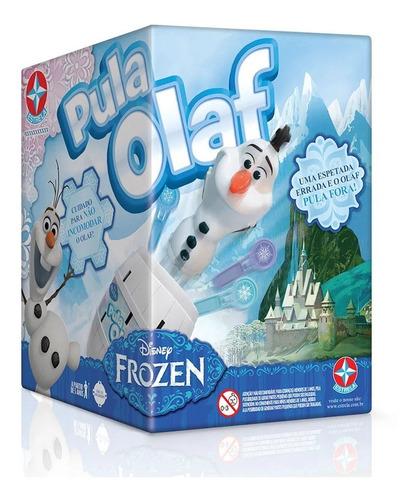 Jogo Disney Frozen Pula Pirata Olaf Original Estrela