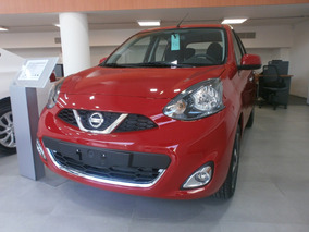 Nissan March Advance 0km - Contado,financiado. Taikki Autos