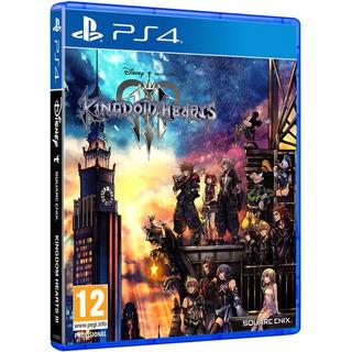 Kingdom Hearts 3 Ps4 - Fisico - Nuevo - Lanzamiento