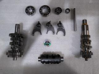 Caja De Vel. Completa Vento Tornado Rocketman Crossmax/over