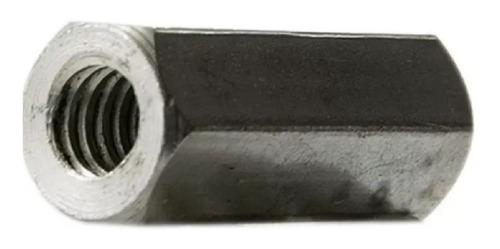 14022 - Niple D/hierro 3/8 Roscado 2cm X10uds - Stg