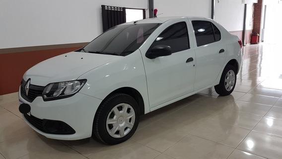 Renault Logan 1.6 Authentique Plus 85cv Nac 2019