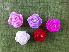 80 Sabonetes Mini Rosa -dia Das Mães