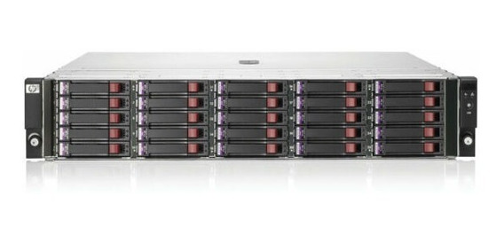 Hp Storage Works D2600/d2700 6gb Sas Enclosure - C/garantia
