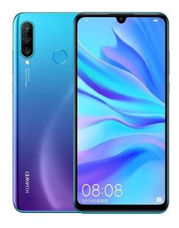 Huawei P30 Lite 128gb Triple Cam 24mp+8mp+2mp Ram4gb + Env
