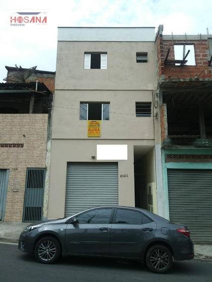 Casa Nova P/ Locação - Ca0656
