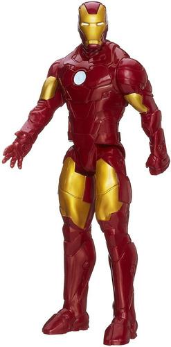 Iron Man Titan Hero Avenger Hasbro Original 30,5 Cms 12 PuLG