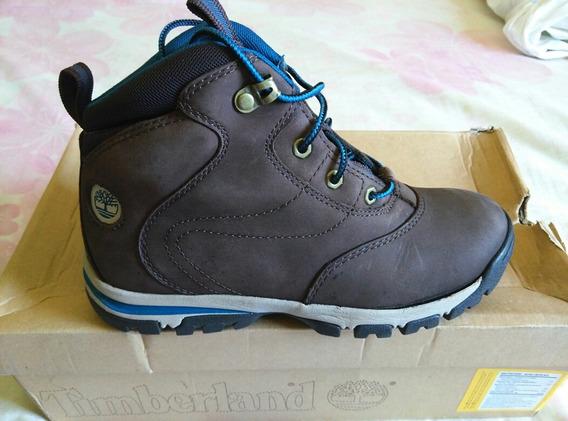 Zapatos Botas Timberland Youths Jeunes Originales Talla 35