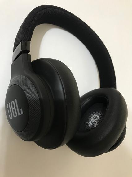 Fone De Ouvido Bluetooth Jbl E65bt Nc - Noise Canceling