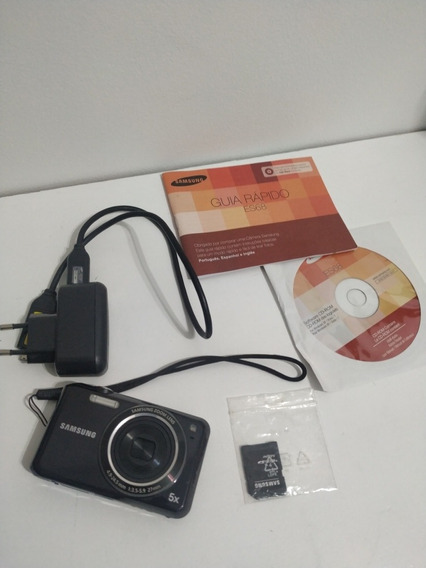 Câmera Digital Samsung Es68