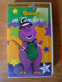 Barney En Concierto - Colección Clásica