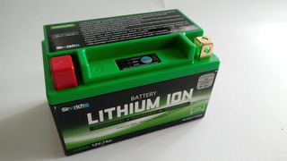 Bateria Lithium Ion Lix 7a Burgman 125 Litio Ytx7a-bs