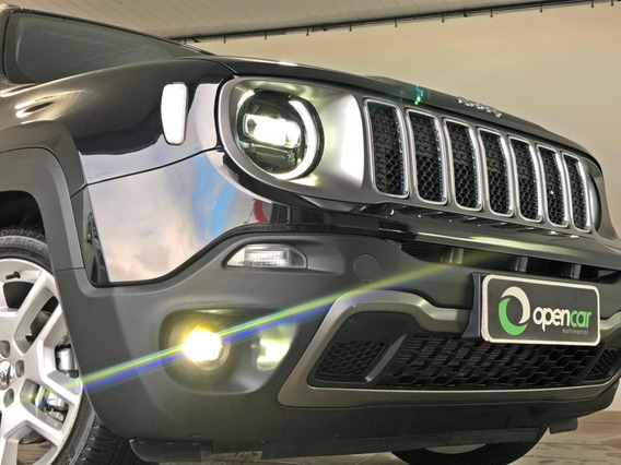 Jeep Renegade Limited 1.8 Flex Baixíssima Km