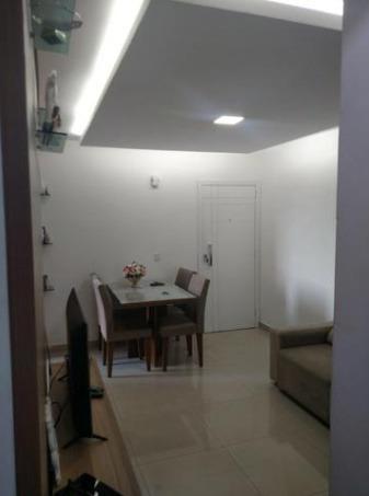 Lindo Apartamento De 2 Quartos, Todo Reformado, No Bairro Castelo Em Bh. Região Pampulha! - 7555