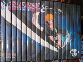 Bleach En Latino Y Japones Con Sub En Español Para Dvd
