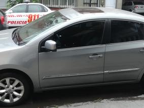 Nissan Sentra 2.0 N Tekna Cvt 2010 Gris