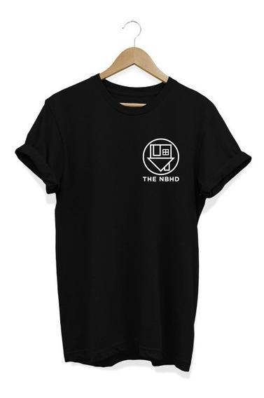 Camiseta Masculina The Neighbourhood Camisa The Nbhd 2019