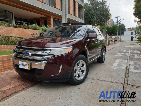 Ford Edge Limited Tp 3500cc 4x4 Sun Roof