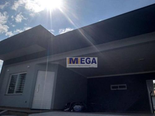 Imagem 1 de 24 de Casa Com 3 Dormitórios À Venda, 234 M² Por R$ 929.990,00 - Parque Jatibaia (sousas) - Campinas/sp - Ca2436