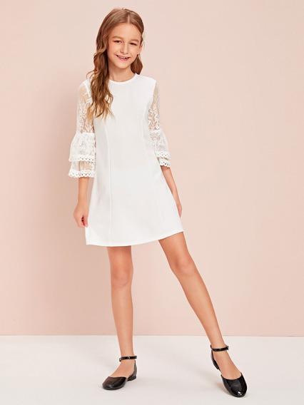 Vestidos Niñas Conjuntos Blusas Enterizos Faldas Leggins