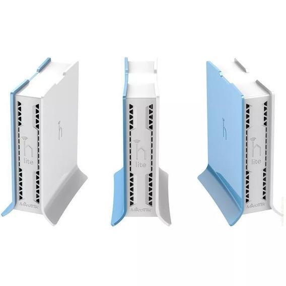 Mikrotik Wi Fi Routerboard Rb 941 2nd-tc L4 (hap Lite)