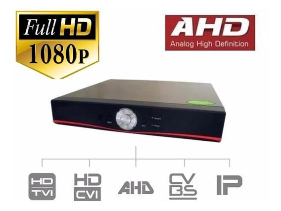 Dvr 8 Canais Full Hd Alta Definição 1080p Câmera Segurança