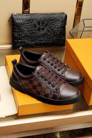 Tênis Louis Vuitton - Lv012