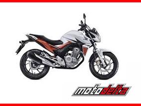 Honda Cb 250 Twister Modelo Nuevo 0 Km Moto Delta Tigre