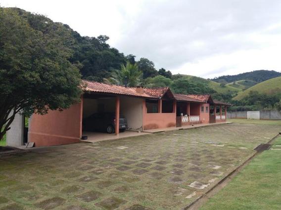 Sítio Rural À Venda, Tapanhão, Jambeiro. - Si0004