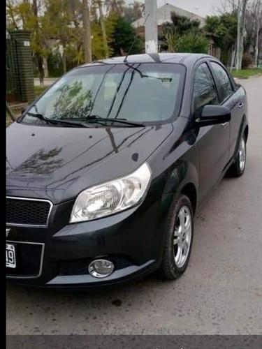 Chevrolet Aveo G3 1.6 Ls 2013
