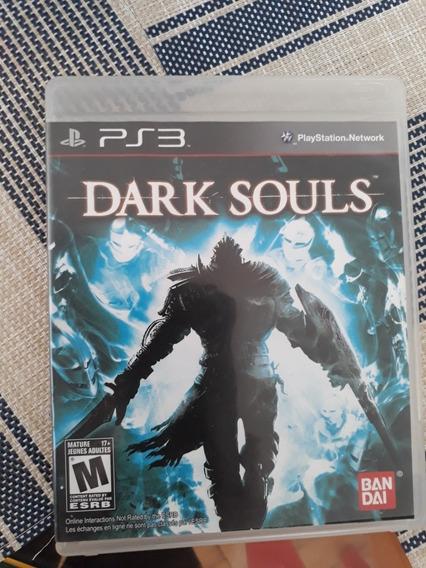 Dark Souls Ps3 Sem Riscos Completo
