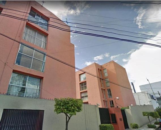 Lp Oportunidad De Inversion! Remate Hipotecario Departamento En Coyoacan