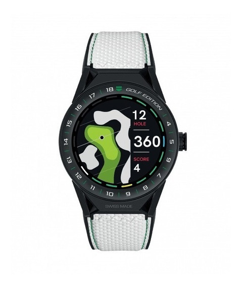 Relogio Tag Heuer Connected Modular Golf Edition