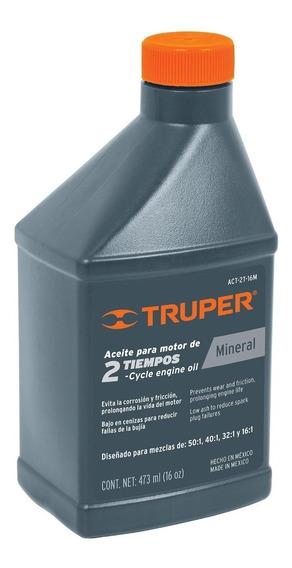 Aceite Mineral Para Motor De 2 Tiempos Truper 15021