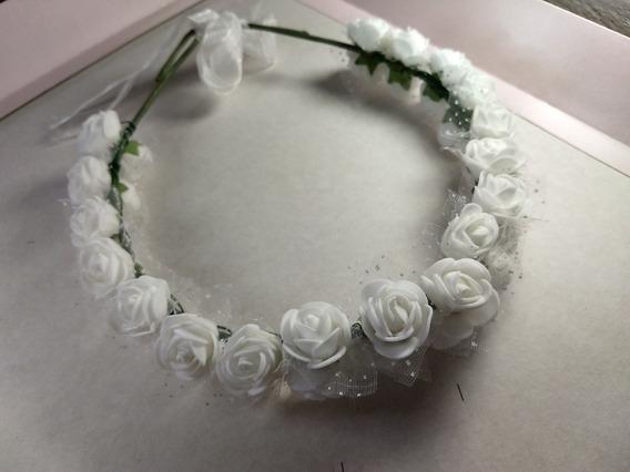 Coroa De Flores Para Daminha, Ensaio Fotografico