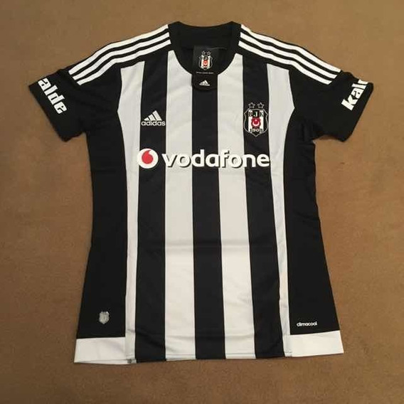 Camisa Besiktas Away 2015/16 - adidas