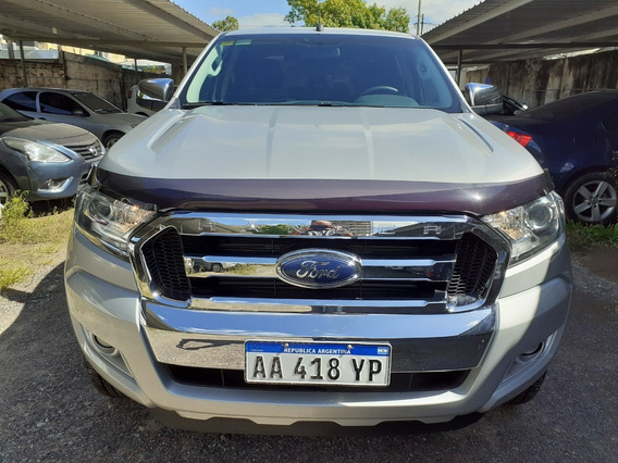 Ford Ranger Xlt At 3.2l D/cabina 4x2 Unica Solo 6300km